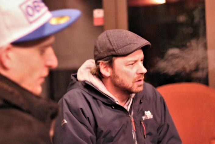Petter uteligger var på plass. Foto: André Kjernsli