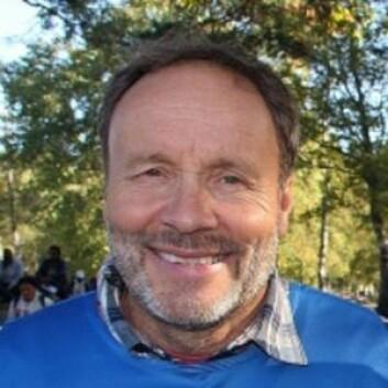 Generalsekretær i Oslo og omland friluftsråd, Tom Fremstad, er mot planene om å tillate elsykler i Oslomarka. Foto: Oslo og omland friluftsråd