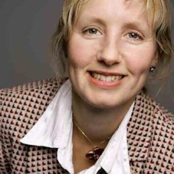 Klimaforsker Hanne Heiberg tror på nye værrekorder i årene fremover. Foto: Meteorologisk Institutt