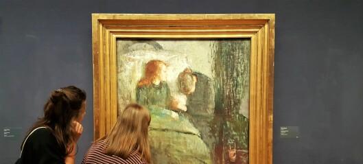 34 Munch-kunstverk har forsvunnet