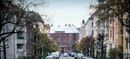Nå kommer delebilene til Oslo. Fra før fins de i København og Paris