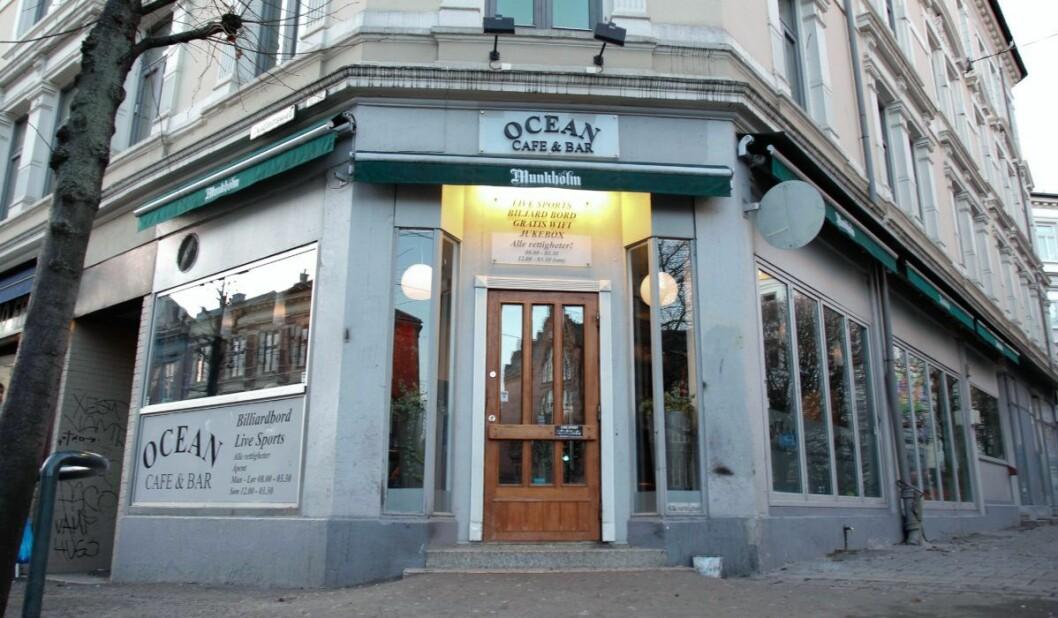 Ocean cafe og bar. Foto: Tien Hoa