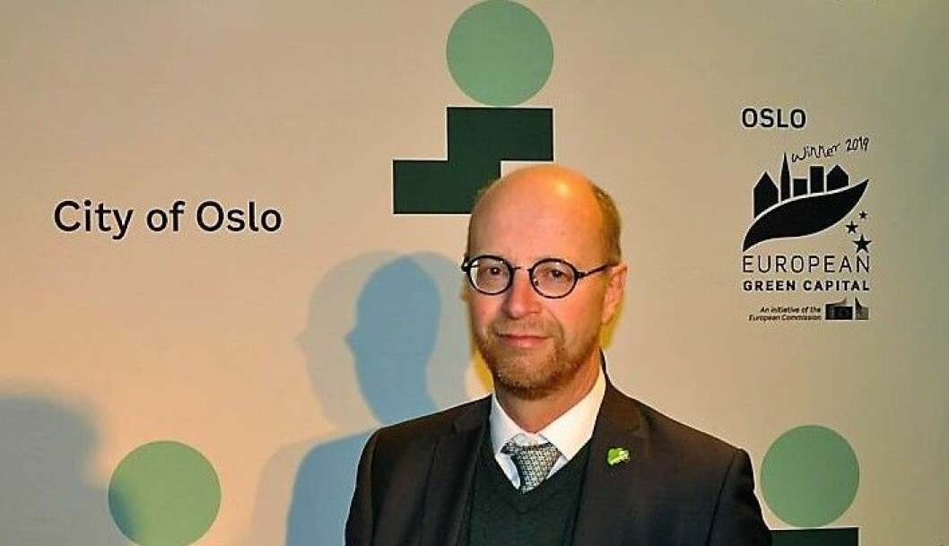 � Oslo er allerede en grønn by med mange vellykkede miljøtiltak. Derfor ligger alt til rette for å lykkes som EUs miljøhovedstad 2019, sier sjefen for Nijmegens satsing, Michiel Hustinx. Foto: Arnsten Linstad