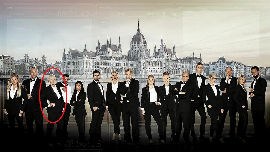 16 deltakere konkurrerer om hvem som er best egnet til å være spion i den STRIX-produserte NRK-serien