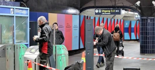 Etter 13 år fjernes sperreportene på T-banen. Skandalesystemet kostet oslofolk 600 millioner kroner
