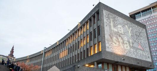Avtale om riving av regjeringskvartalet på plass