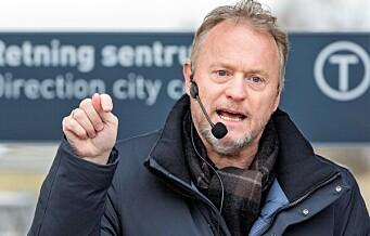 Sint Raymond Johansen: — Slutt å kødd med Oslo!