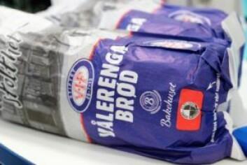 Du får bare servert én type brød her. Foto: André Kjernsli