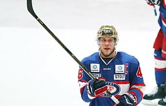 Tobias Lindström skjøt Vålerenga til topps på tabellen