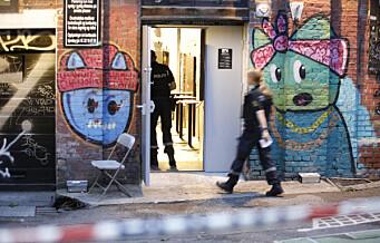 25-åring tiltalt for sju drapsforsøk ved utestedet Blå risikerer forvaring