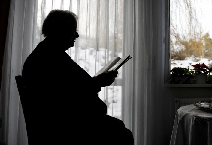 � Nasjonal forskning viser for eksempel at sykehjemsbeboere med demens opplever at de ikke blir tatt på alvor. At de til tider føler seg umyndiggjort og lengter hjem. Mange kjeder seg, skriver eldrebyråd Tone Tellevik Dahl (Ap). Foto: Frank May / NTB scanpix