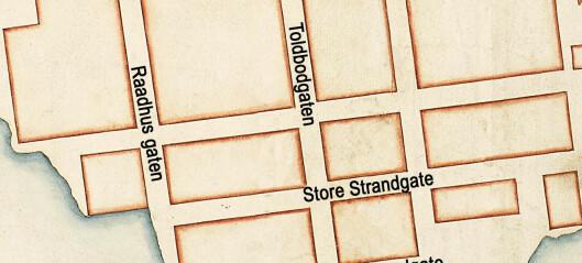 Her lå Christianias første brygger