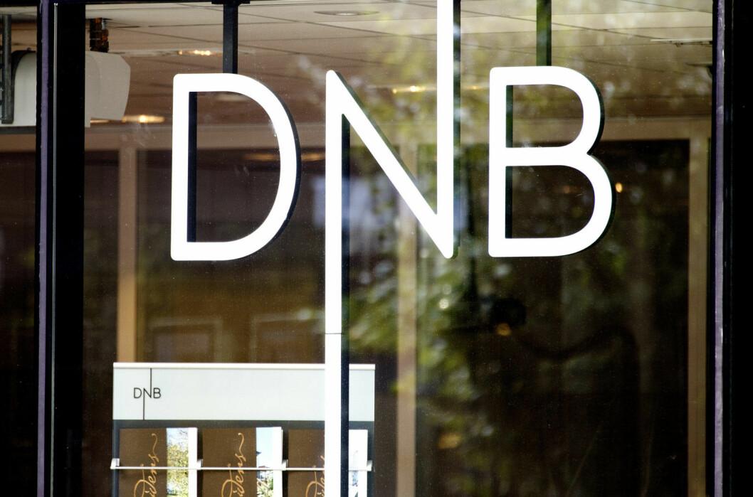 27-åringen fikk vikariat i DNBs kundesenter i Dronning Eufemias gate i Oslo til tross for at han var dømt i en tyverisak tre år tidligere. Foto: Gorm Kallestad / NTB scanpix