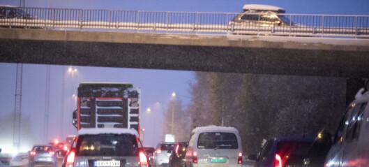 Jeg er meget skeptisk til GPS-veiprising på Oslo-veiene