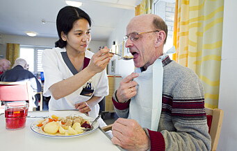 - Velferdsmiks i helsetjenesten er til det beste for brukerne