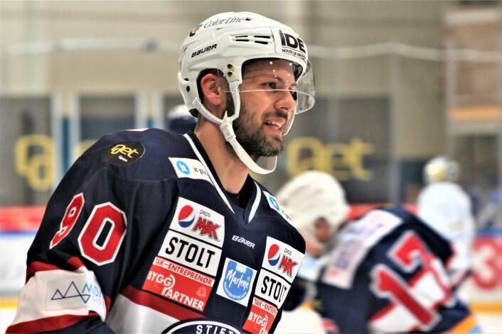 Godt a ha Sørvik tilbake i Engadrakt. Foto: André Kjernsli