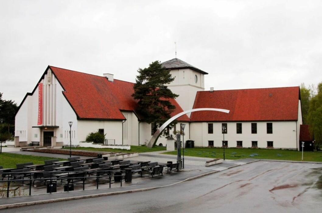 Regjeringen vil bygge et nytt vikingskipmuseum på Bygdøy. Foto: Erik Johansen / NTB scanpix