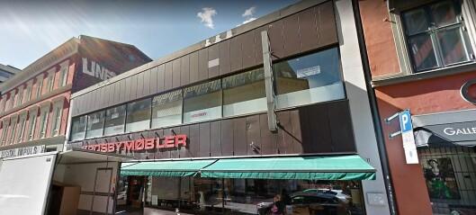 Hvem tar ansvaret når møblene forsvinner fra Møbelgata?