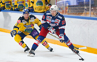 Rasmus Ahlholm: – Vi går for gull, både i serien og i sluttspillet. Noe annet er det ikke snakk om!