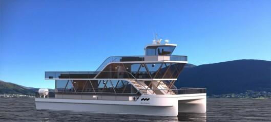 Blir dette Oslos nye trikk på fjorden? Båten forurenser hverken luft eller sjø
