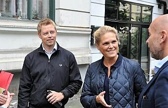 Kilder til NRK: Frogner Frps nestleder Ingvil Tybring-Gjedde blir ny statsråd