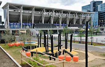 Full seier hos Fylkesmannen – barnehagen på Vålerenga stadion slipper å endre utearealene