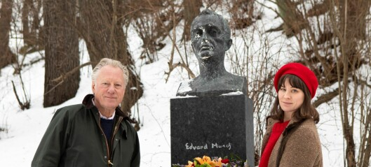 75 år siden Edvard Munch døde i dag