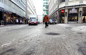 Når eldre faller på isen i Oslo, hvorfor får de ikke velge hvilket helsehus å oppsøke?