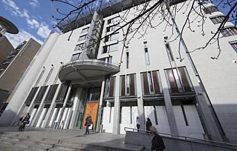 Oslo-mann dømt for voldtekt og mishandling av sin daværende ektefelle
