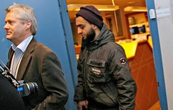 Islamisten Mohyeldeen Mohammad må i retten etter bensintyveri på Tøyen