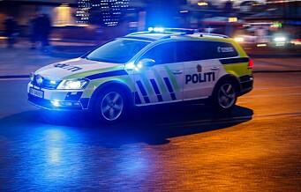Politi stanset slagsmål med øks og machete på Linderud