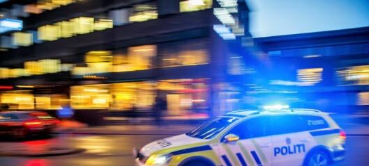 Mann knivstukket i leilighet på Ammerud