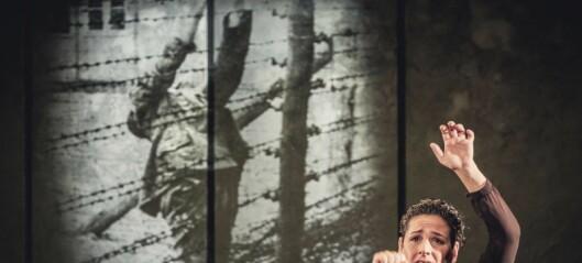 Et teaterstykke fra Teater Manu, om nazismens rasehygiene, gjør suksess og settes opp i USA