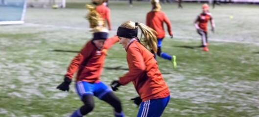 – Uansett størrelsen på lommeboka, alle barn skal ha samme mulighet til å score sitt aller første mål på fotballbanen