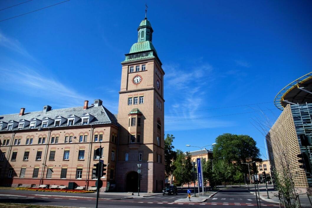 Ullevål Sykehus i Oslo er et steg nærmere nedleggelse etter dagens styremøte i Helse Sør-Øst. Foto: Fredrik Hagen / NTB scanpix