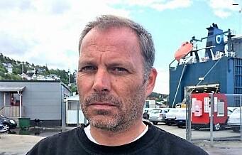 Oslos havnearbeidere legger ned kampen – åtte havnearbeidere mister jobben. – En jævlig trist dag