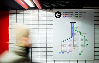 – Oslo Høyre ønsker at ny T-banetunnel skal gå til Grünerløkka, Sagene og Bislett