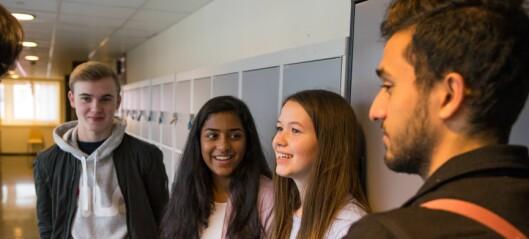 – Kun én av fem kan fritt velge skole i Oslo, men Høyre avviser å se på alternative opptaksordninger. Hva er de redd for?
