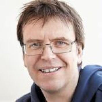Bjørn Revil er lærer, forfatter og quizmaster. Foto: Gyldendal