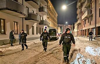 To tenåringer siktet for drapsforsøk på 18-åring på Grønland