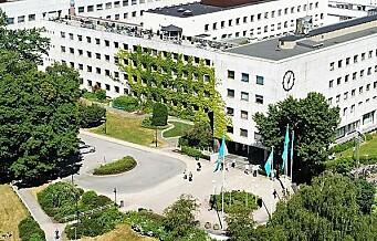 NRK-tomta kan bli fylt av høyhus, 1500 boliger og grøntområder