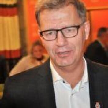 Oslos finansbyråd Robert Steen (Ap). Foto: Arnsten Linstad