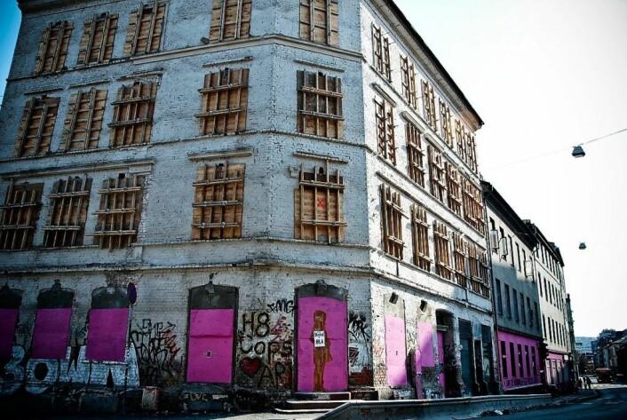 Byrådet vil nå la utbygger Urbanium rive den verneverdige hjørnegården i Hausmanns gate 42. Foto: Ann Bækken / flickr