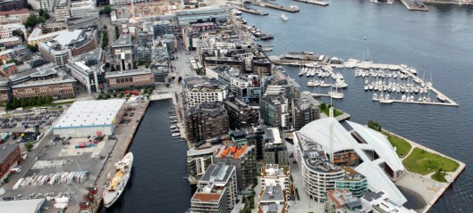 Utbyggingsplan for Filipstad helt i det blå. Nå vil Oslo Havn lage midlertidig park