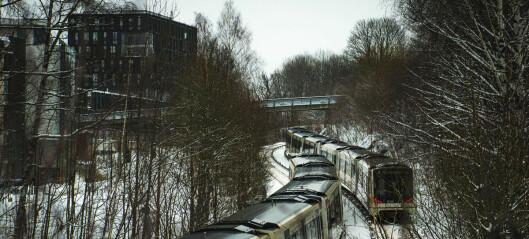 – Nei til mer trikk og forsinket T-bane. Men ja til mer bil. Oslo Høyre bidrar ikke til miljødugnaden i byen