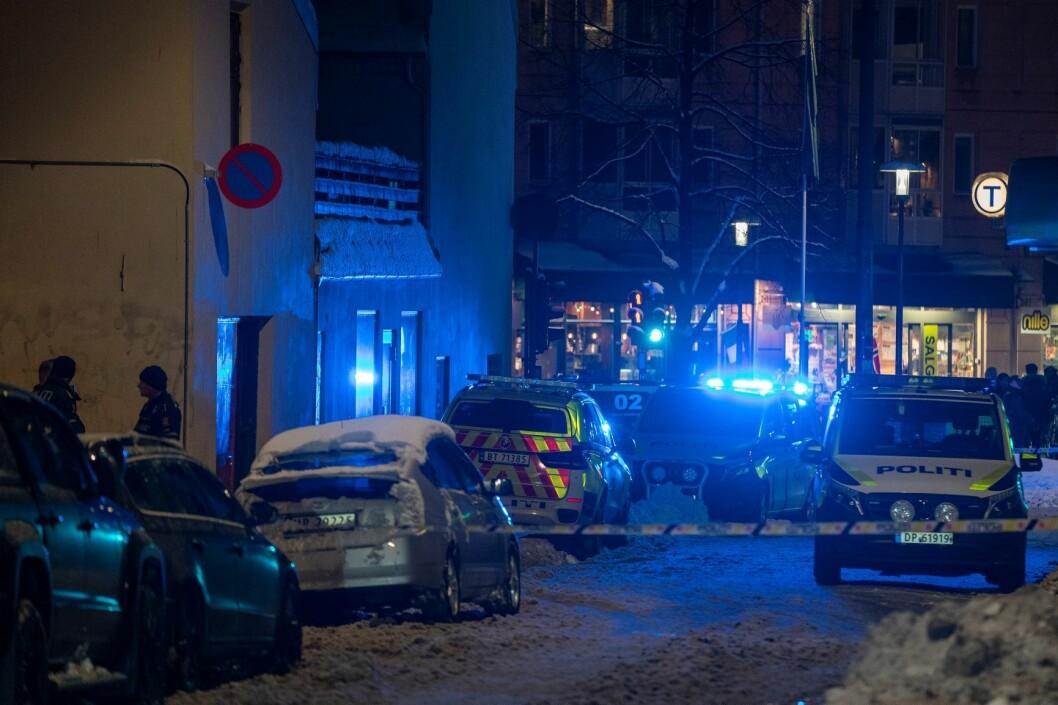 To personer er pågrepet etter knivstikkingen på Grønland. Flere personer mistenkes for å være involvert.  Illustrasjonsfoto: Heiko Junge / NTB scanpix