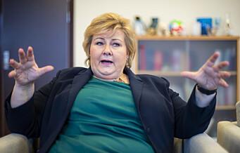 Statsministeren bekymret etter ny trusselhendelse ved Tor Mikkel Waras bolig i Oslo