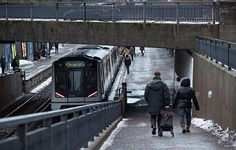 – Høyres t-baneforslag vil gi dårligere kollektivtilbud på Grünerløkka