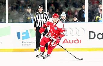Vålerenga ishockey forsterker angrepsspillet foran sluttspillet