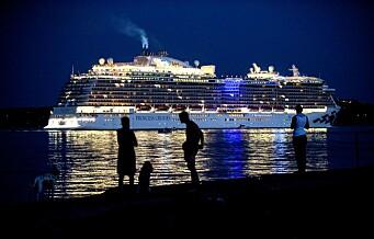 Oslo stiller miljøkrav til cruisenæringen